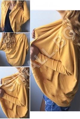 Дамска кашмирена жилетка в 10 цвята