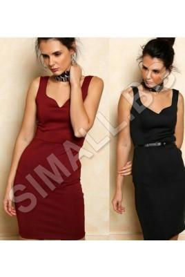 Дамска елегантна рокля в 5 цвята