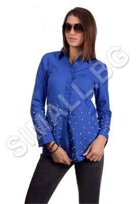 Дамска риза в 5 цвята