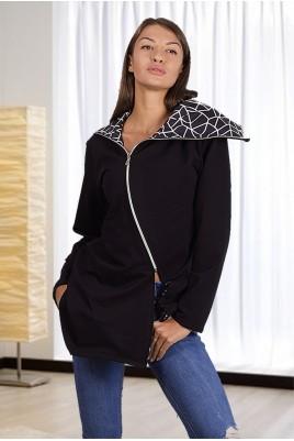Дамска връхна дреха- суичър