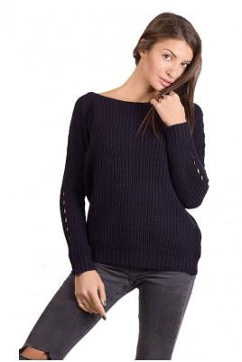 Дамска блуза - плетиво в 6 цвята