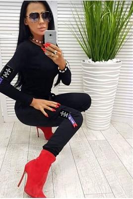 Дамски спортно елегантен комплект