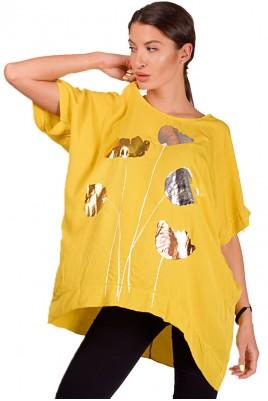 Дамска блуза в 5 цвята