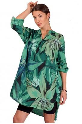 Дамска риза тип туника в 3 цвята