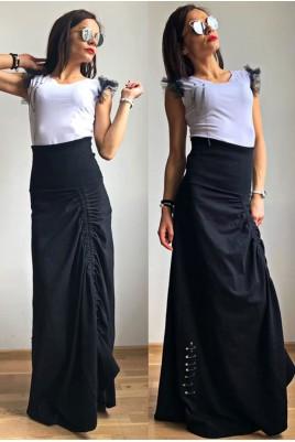 Дамски комплект пола с блуза