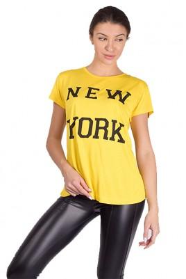 Дамска тениска в 3 цвята