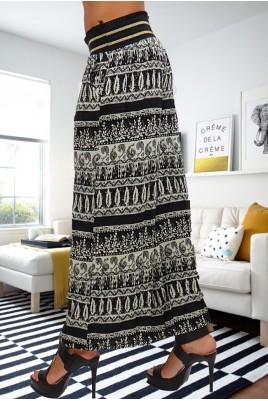 Дамски панталон в 2 цвята