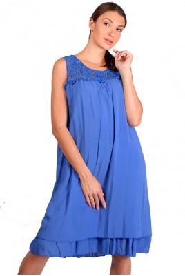 Дамска рокля в 4 цвята
