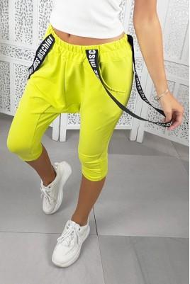 Дамски къси панталони в 2 цвята