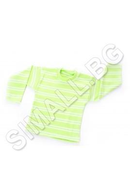 Детска блузка за момиченца от 1г.  до 2г.