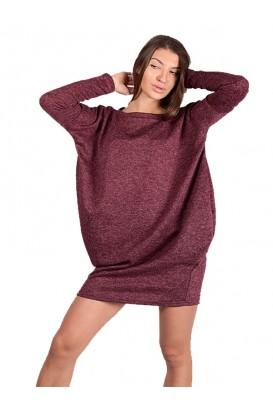 Дамска рокля в 3 цвята