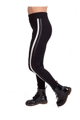 Дамски панталон тип клин