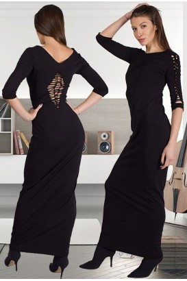 Ladies long dress