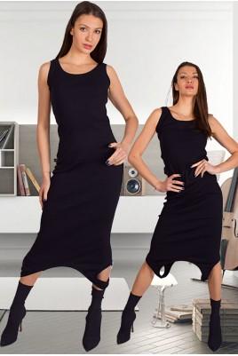 Дамска рокля и гащеризон в едно