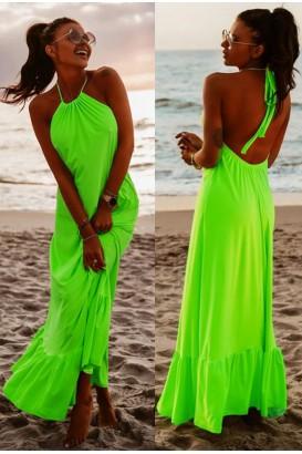 Дамска рокля в 6 цвята