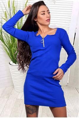 Дамска рокля тип туника в 7 цвята