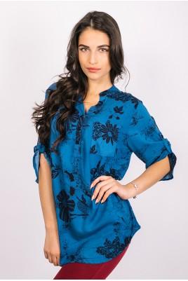 Дамска блуза тип риза
