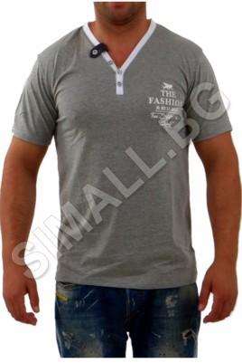 Мъжка тениска в 3 цвята