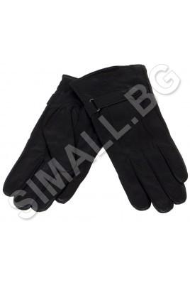 Mъжки ръкавици от висококачествена естествена кожа