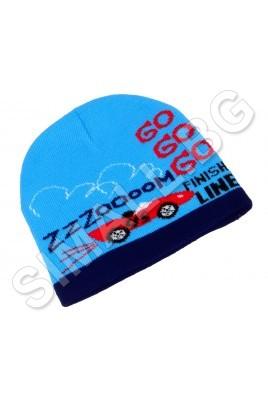 Детска зимна шапка КОЛИТЕ за момчета от 1 до 5 години