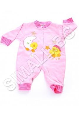 Детски гащеризон за бебета от 0м. до 6м.