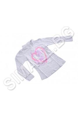 Блуза за момиче от 3г. до 8г.