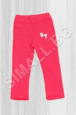 Children pants leggings for girls from 2 to 9 years in 5 colors
