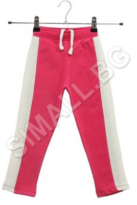 Kids trousers for girls from 2 to 9 years